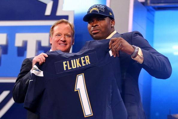D.J. Fluker NFL Draft
