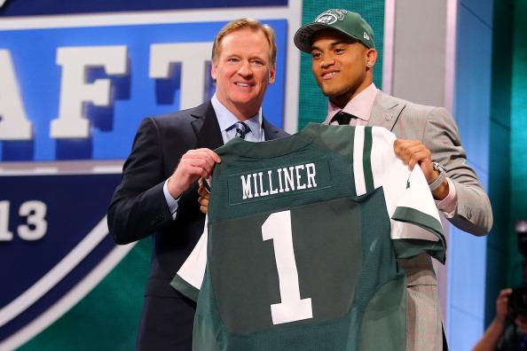 Dee Milliner NFL Draft