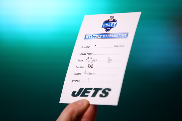 NFL Draft Card