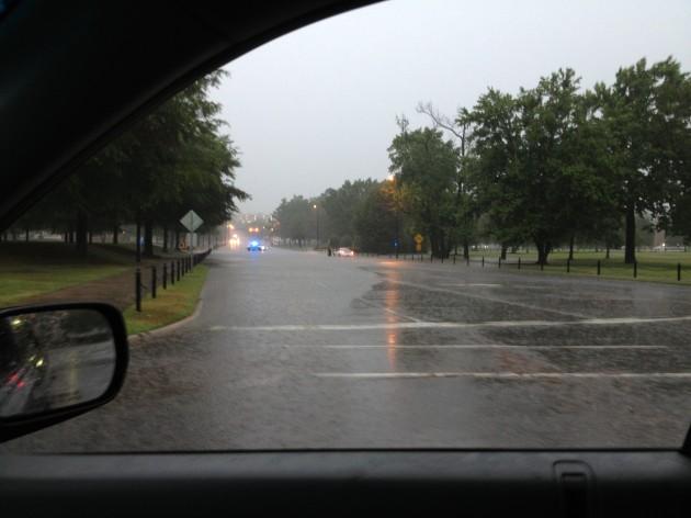 Tuscaloosa Flooding
